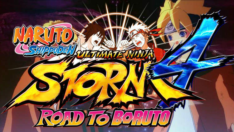 Naruto Shippuden Ultimate Ninja Storm 4 Full Version Full Update All Dlc Road To Boruto Dlc Miltech99